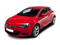 VAUXHALL GTC DIESEL COUPE (2014)