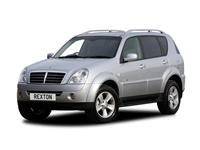 SSANGYONG MUSSO SPECIAL EDITION dr