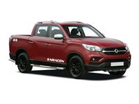SSANGYONG MUSSO DIESEL dr