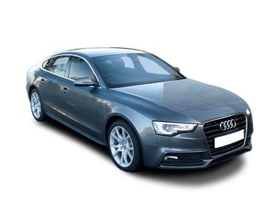 AUDI A5 SPORTBACK SPECIAL EDITIONS (2012)