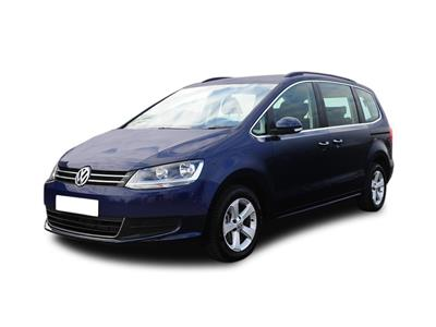 VOLKSWAGEN SHARAN ESTATE (2010) 5dr 1.4 TSI BlueMotion Tech S 5dr DSG