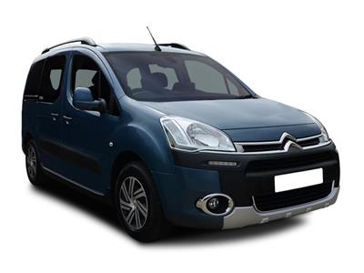 CITROEN BERLINGO MULTISPACE DIESEL ESTATE (2008) 5dr 1.6 BlueHDi 100 Flair 5dr