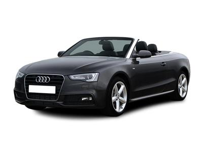 AUDI A5 CABRIOLET SPECIAL EDITIONS (2013)