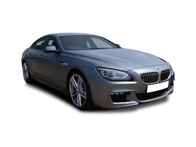 BMW 6 SERIES GRAN COUPE (2012)