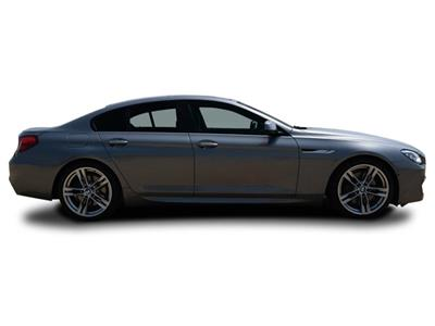 BMW M6 GRAN COUPE (2013) 4dr