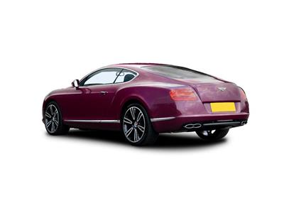 BENTLEY CONTINENTAL GT COUPE (2011) 2dr