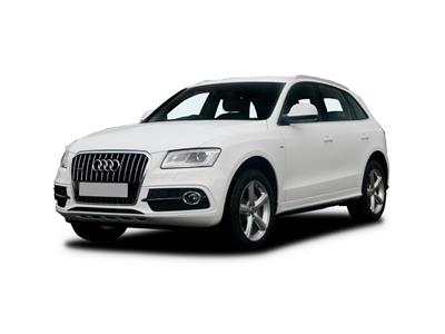 AUDI Q5 ESTATE SPECIAL EDITIONS (2012)