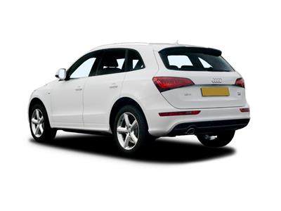 AUDI Q5 ESTATE SPECIAL EDITIONS (2012) 5dr