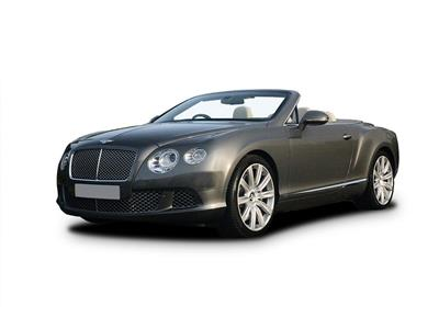 BENTLEY CONTINENTAL GTC CONVERTIBLE (2011)