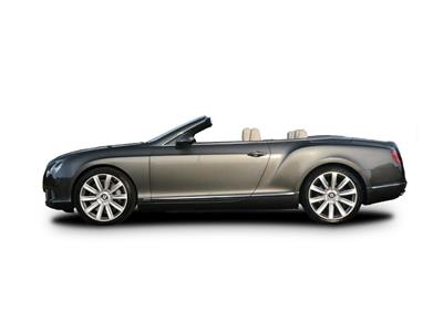 BENTLEY CONTINENTAL GTC CONVERTIBLE (2011) 2dr