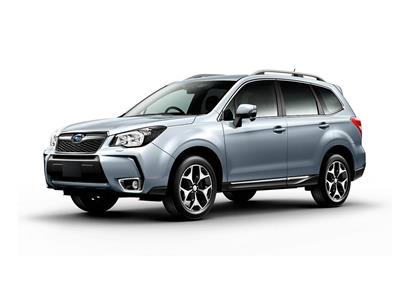 SUBARU FORESTER ESTATE (2013) 5dr 2.0 XT 5dr Lineartronic
