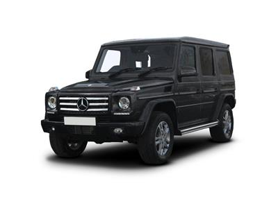 MERCEDES-BENZ G CLASS AMG STATION WAGON SPECIAL EDIT (2015) 5dr G63 Colour Edition 5dr Tip Auto