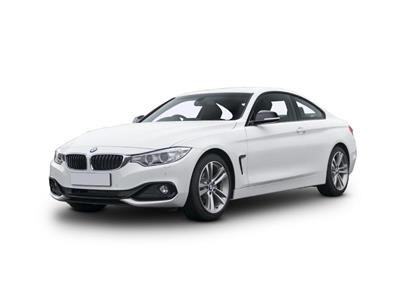 BMW 4 SERIES COUPE (2013) 2dr 420i M Sport 2dr [Professional Media]