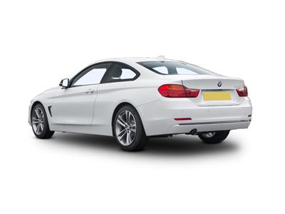 BMW 4 SERIES COUPE (2013) 2dr