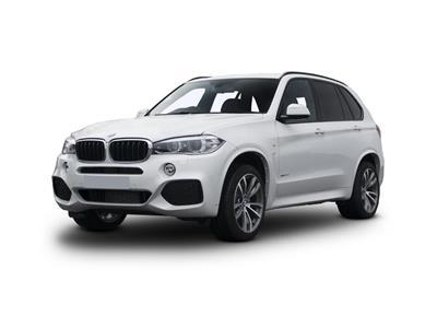 BMW X5 DIESEL ESTATE (2013)
