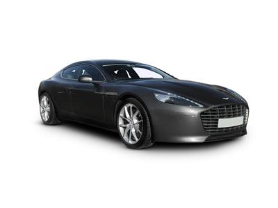 ASTON MARTIN RAPIDE S SALOON (2013) 4dr V12 [552] 4dr Touchtronic III Auto