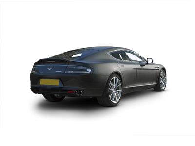 ASTON MARTIN RAPIDE S SALOON (2013) 4dr