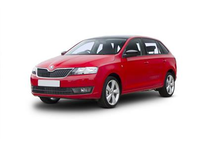SKODA RAPID SPACEBACK HATCHBACK (2014) 5dr 1.0 TSI 95 S 5dr