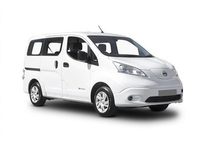 NISSAN e-NV200 COMBI ELECTRIC ESTATE 5dr 80kW Visia 40kWh 5dr Auto [7 Seat]