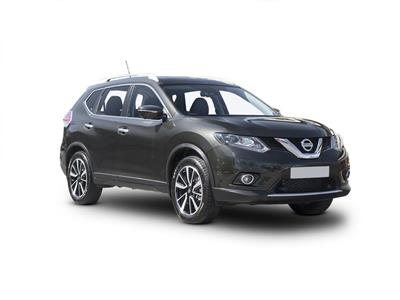NISSAN X-TRAIL DIESEL STATION WAGON (2014) 5dr 2.0 dCi N-Vision 5dr 4WD