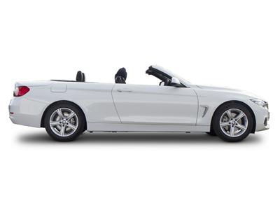 BMW 4 SERIES CONVERTIBLE (2014) 2dr