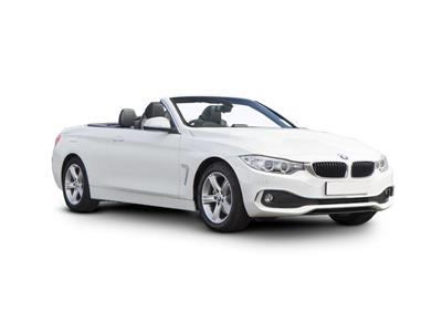 BMW 4 SERIES DIESEL CONVERTIBLE (2014) 2dr 420d [190] Sport 2dr [Business Media]