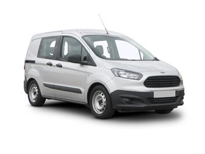 FORD TRANSIT COURIER KOMBI DIESEL ESTATE 6dr 1.5 TDCi Leader 6dr [6 Speed] [Start Stop]