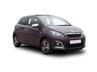 PEUGEOT 108 TOP HATCHBACK (2014) 5dr 1.0 72 Collection 5dr