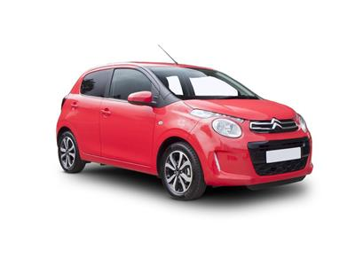 CITROEN C1 HATCHBACK (2014) 5dr 1.0 VTi 72 Feel 5dr
