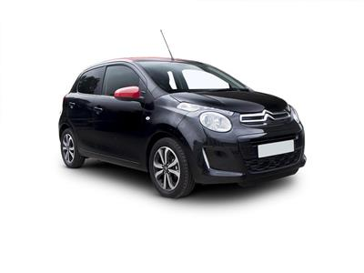 CITROEN C1 AIRSCAPE HATCHBACK SPECIAL EDITION (2014) 5dr 1.0 VTi 72 Urban Ride 5dr