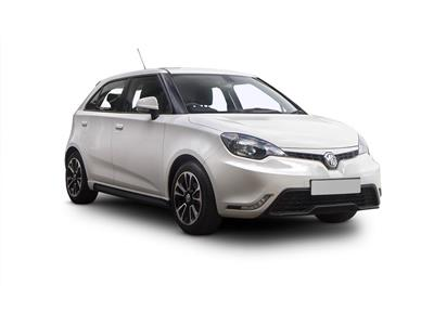 MG MOTOR UK MG3 HATCHBACK (2013) 5dr 1.5 VTi-TECH 3Form Sport 5dr [Start Stop]