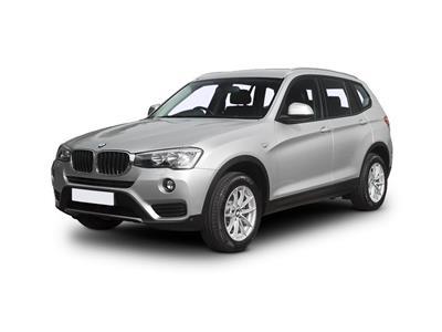 BMW X3 DIESEL ESTATE (2014)