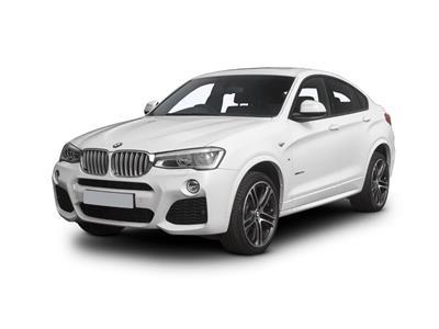 BMW X4 DIESEL ESTATE (2014)