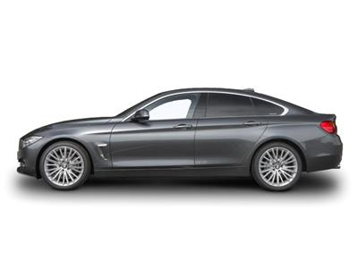 BMW 4 SERIES GRAN COUPE (2014) 5dr