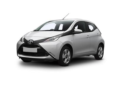 TOYOTA AYGO FUNROOF HATCHBACK SPECIAL EDITION (2016) 5dr 1.0 VVT-i X-Clusiv 3 5dr x-shift