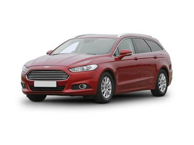 FORD MONDEO DIESEL ESTATE (2014) 5dr 2.0 TDCi Zetec Edition 5dr AWD