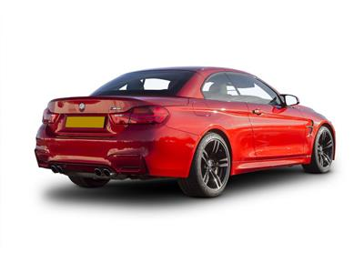BMW M4 CONVERTIBLE (2014) 2dr