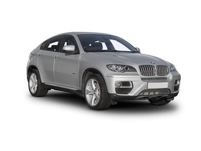 BMW X6 DIESEL ESTATE (2014)