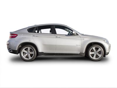 BMW X6 ESTATE (2014) 5dr