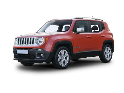 JEEP RENEGADE DIESEL HATCHBACK (2015) 5dr 1.6 Multijet Limited 5dr
