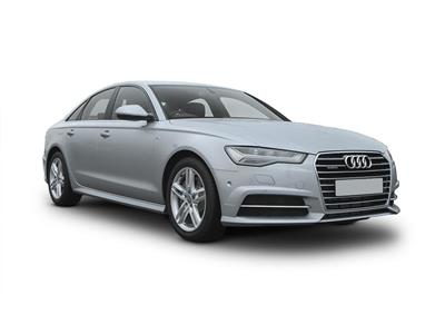 AUDI A6 SALOON SPECIAL EDITIONS (2014) 4dr 2.0 TDI Ultra Black Edition 4dr [Tech Pack]