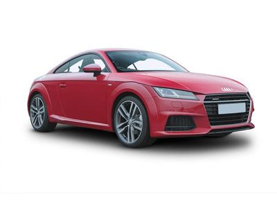 AUDI TT COUPE SPECIAL EDITIONS (2016)