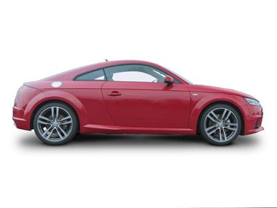 AUDI TT COUPE SPECIAL EDITIONS (2016) 2dr
