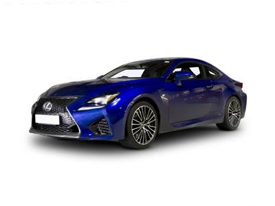 LEXUS RC F COUPE (2014) 2dr 500 5.0 [463] Carbon 2dr Auto [Leather Pack]