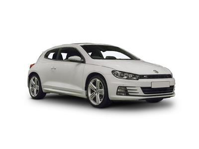 VOLKSWAGEN SCIROCCO COUPE (2014) 3dr 2.0 TSI 180 BlueMotion Tech GT 3dr