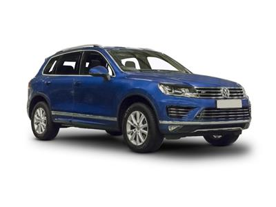 VOLKSWAGEN TOUAREG DIESEL ESTATE (2014) 5dr 3.0 V6 TDI BlueMotion Tech 262 Escape 5dr Tip Auto