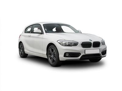 BMW 1 SERIES HATCHBACK SPECIAL EDITION (2017) 3dr