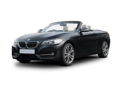 BMW 2 SERIES DIESEL CONVERTIBLE (2015)