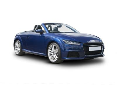 AUDI TT ROADSTER SPECIAL EDITIONS (2016) 2dr 2.0 TDI Ultra Black Edition 2dr