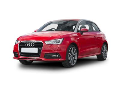 AUDI A1 HATCHBACK SPECIAL EDITIONS (2015)